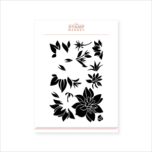 Bloomed Stamp Set