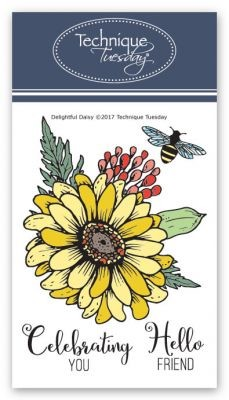Delightful Daisy Stamp Set
