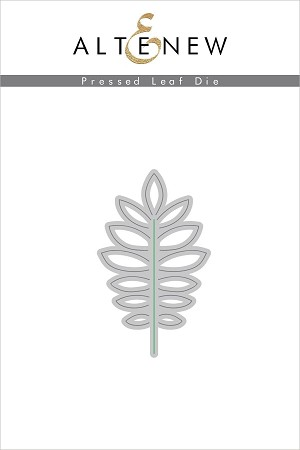 Pressed Leaf Die