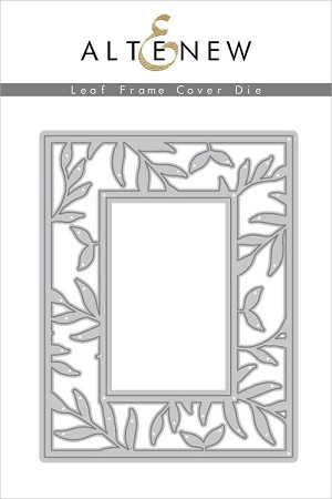 Leaf Frame Cover Die
