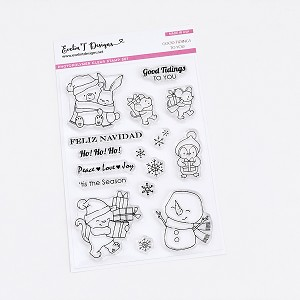 Good Tidings to You Stamp Set