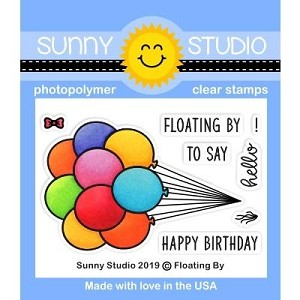 Floating By Stamp Set