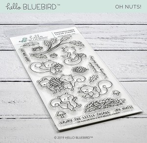 Oh Nuts! Stamp Set