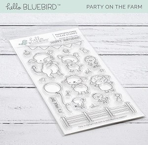 Party on the Farm Stamp Set