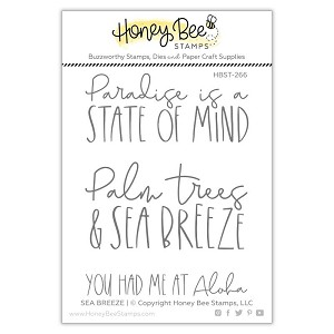 Sea Breeze Stamp Set