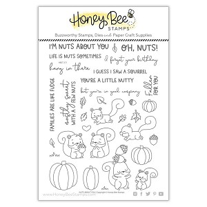 Nuts About You Stamp Set