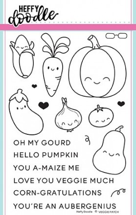 Veggie Patch Stamp Sets