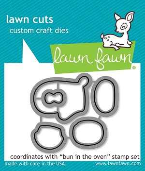 Bun in the Oven Lawn Cuts