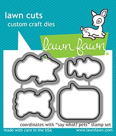 Say What? Pets Lawn Cuts