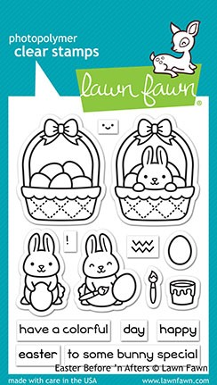 Easter Before N Afters Stamp Set