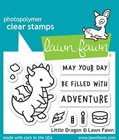 Little Dragon Stamp Set