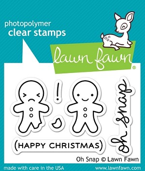 Oh Snap Stamp Set