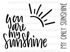 My Sunshine Stamp Set