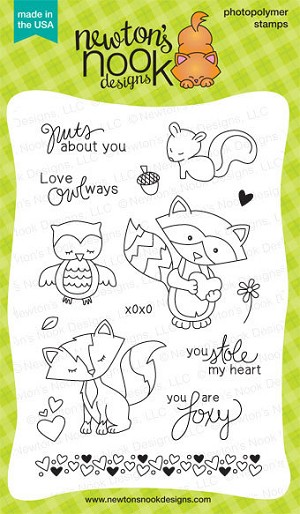Sweetheart Tails Stamp Set