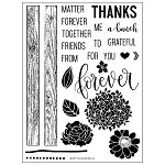 Petals & Pallets Stamp Set