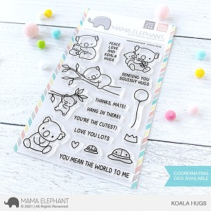 Koala Hugs Stamp Set