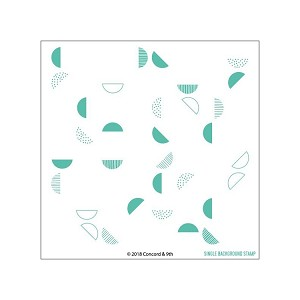 Semicircle Turnabout Stamp Set
