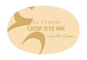 Vanilla Cream Crisp Dye Ink