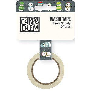 Sub Zero Feelin' Frosty Washi Tape