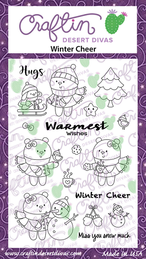 Winter Cheer Stamp Set